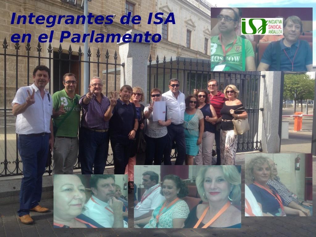 Isa Parlamento