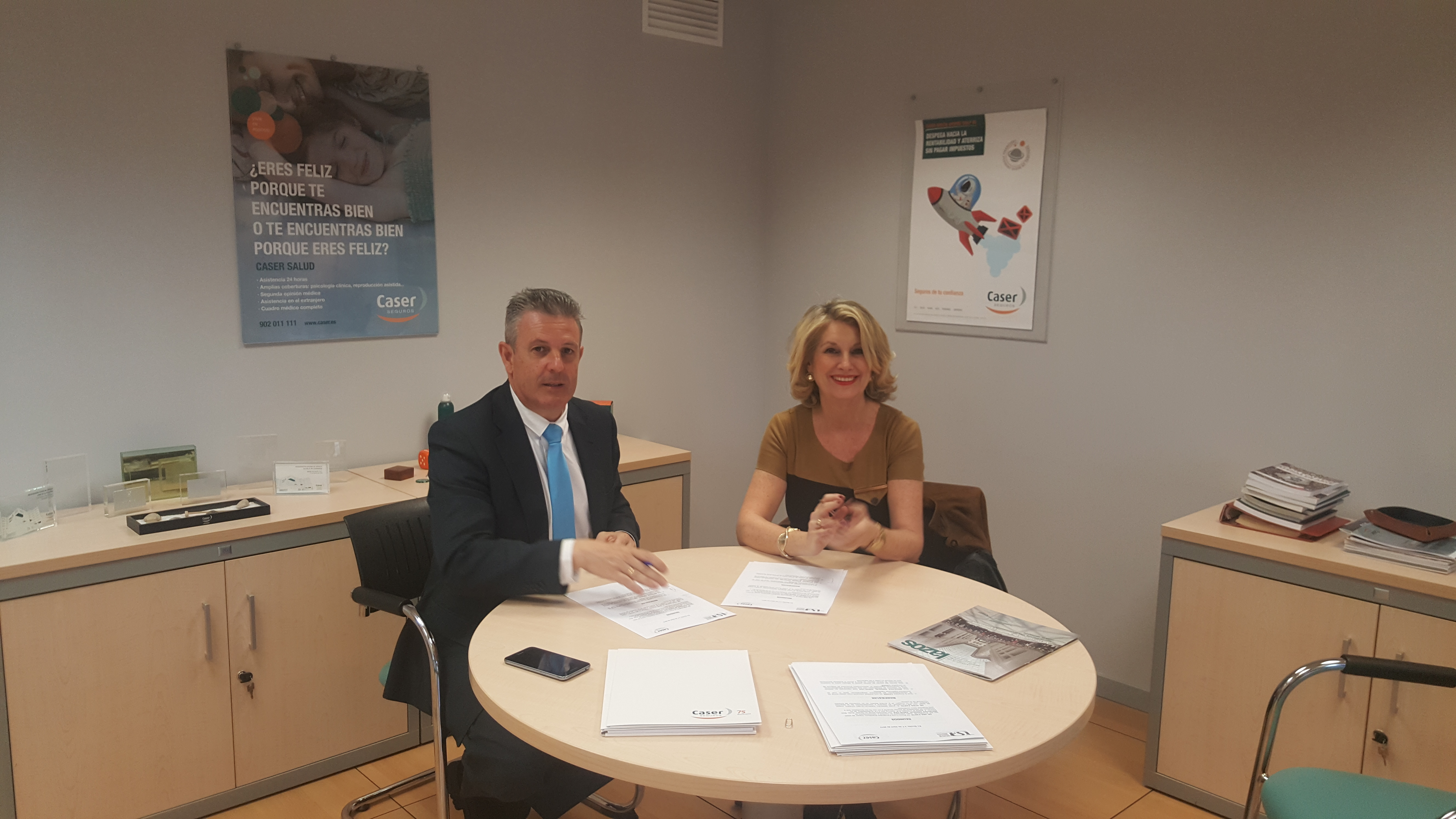 Nuevas ofertas caser seguros iniciativa sindical andaluza - Caser salud dental ...
